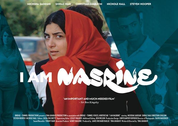 I am Nasrine