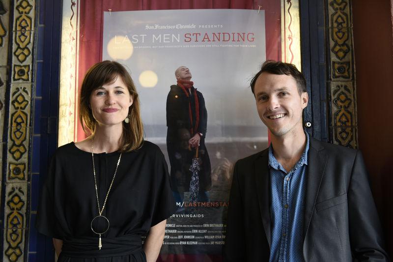 An interview with Last Men Standing's filmmaker Erin Brethauer