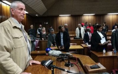 Becoming Visible and Someone to Blame – The Ahmed Timol Inquest.